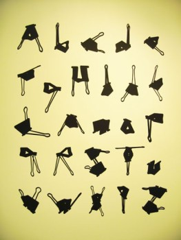 Typography ... clips